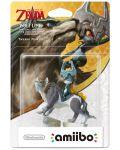 Figurina Nintendo amiibo - Wolf Link [The Legend of Zelda] - 3t